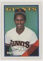 Jose Uribe Baseball Cards Matching 1988 Topps 302 Jose Uribe