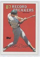'87 Record Breakers - Mark McGwire