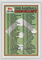 Checklist - 256-396
