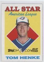 All Star - Tom Henke