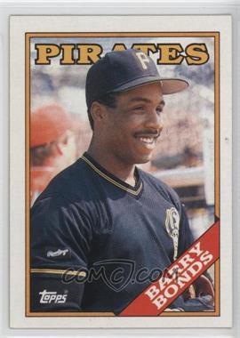 1988 Topps - [Base] #450 - Barry Bonds