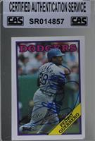 Pedro Guerrero Baseball Cards From The 1980s