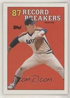 '87 Record Breakers - Nolan Ryan [EX to NM]