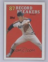 '87 Record Breakers - Nolan Ryan [NearMint]
