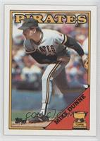 Topps All-Star Rookie - Mike Dunne