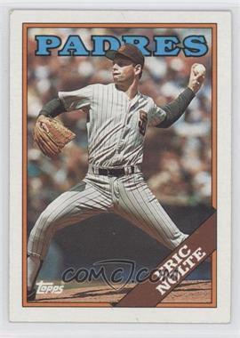 1988 Topps - [Base] #694 - Eric Nolte