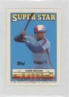 Hubie Brooks (Keith Hernandez 97, Jesse Barfield 192)