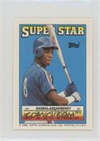 1988 Topps Super Star Sticker Back Cards Baseball Cards