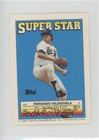 Fernando Valenzuela (Sid Bream 130, Jack Howell 175)