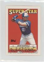 Jesse Barfield (Mike Fitzgerald 78, Marty Barrett 248)