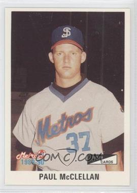 501994b89188 1989-90 BYN Puerto Rico Winter League -  Base   026 - Paul McClellan ...