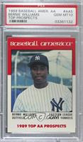 Bernie Williams [PSA 10 GEM MT]