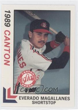 1989 Best Canton Akron Indians - [Base] #23 - Ever Magallanes