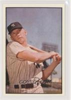 Mickey Mantle (1953 Bowman Color) [Noted]