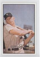 Mickey Mantle (1953 Bowman Color)