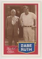 Babe Ruth, Jacob Ruppert