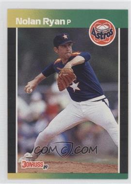 1989 Donruss - [Base] #154 - Nolan Ryan