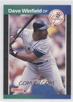 Dave Winfield (*Denotes  Next to PERFORMANCE)