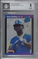 Ken Griffey Jr. (*Denotes*  Next to PERFORMANCE) [BGS 8 NM‑MT]