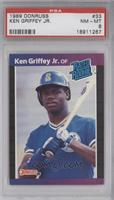 Ken Griffey Jr. (*Denotes*  Next to PERFORMANCE) [PSA8NM‑MT]