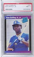 Ken Griffey Jr. (*Denotes*  Next to PERFORMANCE) [PSA 7 NM]