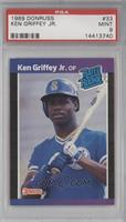 Ken Griffey Jr. (*Denotes  Next to PERFORMANCE) [PSA 9 MINT]