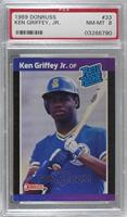 Ken Griffey Jr. (*Denotes  Next to PERFORMANCE) [PSA 8 NM‑MT]