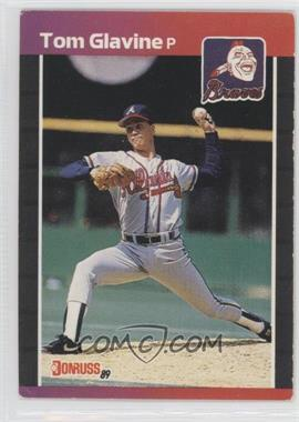 1989 Donruss - [Base] #381 - Tom Glavine