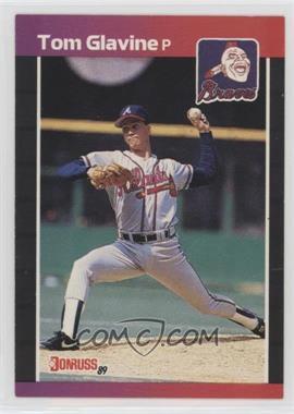 1989 Donruss - [Base] #381 - Tom Glavine