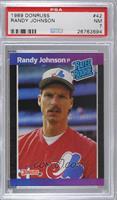 Randy Johnson (*Denotes*  Next to PERFORMANCE) [PSA7NM]