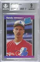 Randy Johnson (*Denotes  Next to PERFORMANCE) [BGS 9 MINT]