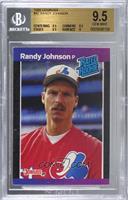 Randy Johnson (*Denotes  Next to PERFORMANCE) [BGS9.5GEMMINT]