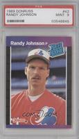 Randy Johnson (*Denotes  Next to PERFORMANCE) [PSA9MINT]