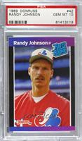 Randy Johnson (*Denotes  Next to PERFORMANCE) [PSA 10 GEM MT]