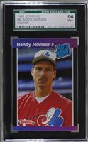Randy Johnson (*Denotes  Next to PERFORMANCE) [SGC9MINT]
