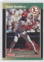 Ozzie Smith Baseball Cards