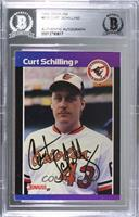 Curt Schilling (*Denotes Next to PERFORMANCE) [BASCertifiedBAS…