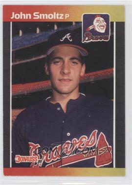 1989 Donruss - [Base] #642 - John Smoltz