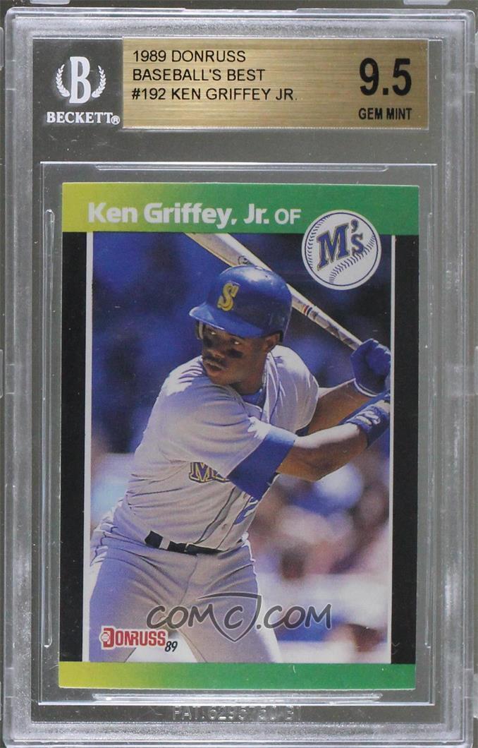 1989 Donruss Baseballs Best Box Set Base 192 Ken