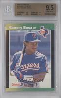 Sammy Sosa [BGS9.5]