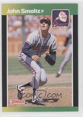 1989 Donruss Baseball's Best - Box Set [Base] #85 - John Smoltz