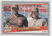 Super Star Specials - Like Father - Like Sons (Roberto Alomar, Sandy Alomar Jr.)