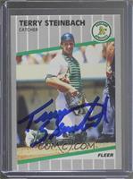 Terry Steinbach [JSACertifiedCOASticker]