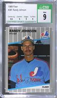 Randy Johnson (Completely Blacked Out Billboard) [CSG9Mint]