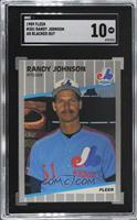 Randy Johnson (Completely Blacked Out Billboard) [SGC98GEM10]