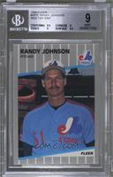 Randy Johnson (Marlboro Billboard Red Tint) [BGS9MINT]