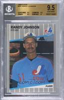 Randy Johnson (Marlboro Billboard Obscured) [BGS9.5GEMMINT]
