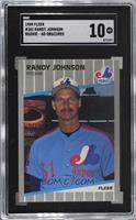 Randy Johnson (Black Box on Billboard) [SGC98GEM10]