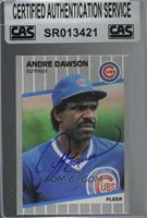 Andre Dawson [CAS Certified Sealed]