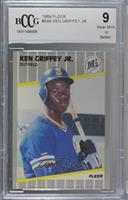 Ken Griffey Jr. [BCCG Near Mint]